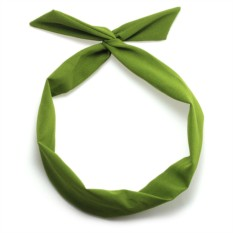 Повязка-солоха (зеленая)