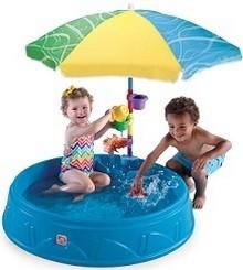 Бассейн для малышей, Step2