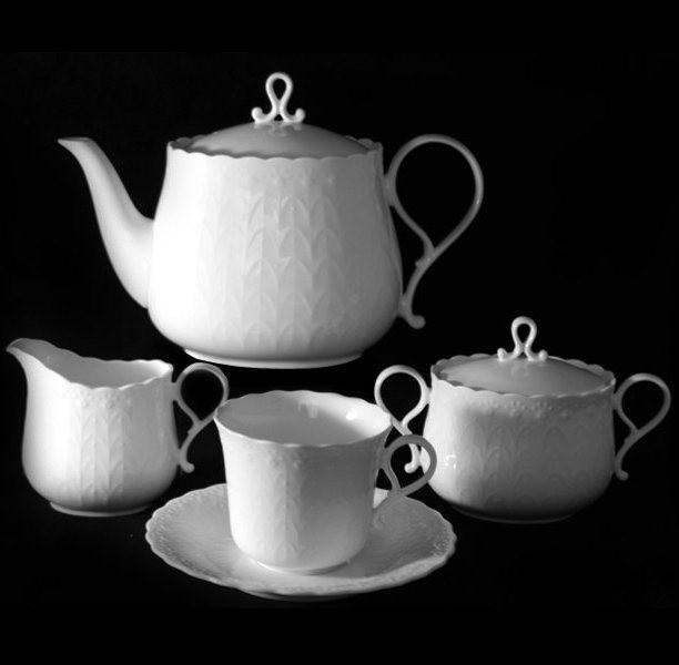 Чайный сервиз на 6 персон Narumi Шёлк