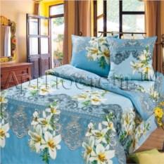 Постельное белье Лилии (1,5 спальный комплект)