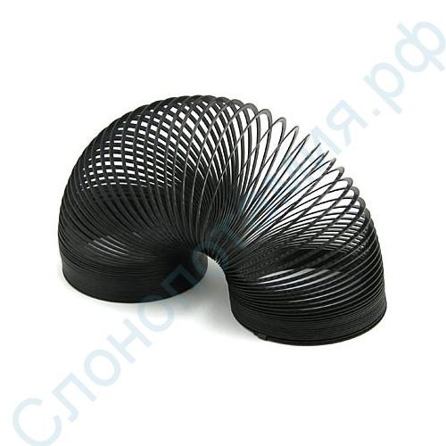 Пружинка slinky (слинки), черный металл