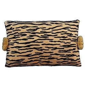 Подушка для спины «Полосатая»