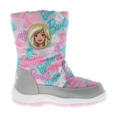 Сноубутсы Barbie