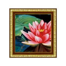 Набор для вышивки стразами «Цветок лотоса»
