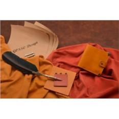 Желтый ортмоне Elole Design