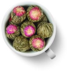 Связанный чай Моли Юй Лун Тао. Жасминовый персик Дракона