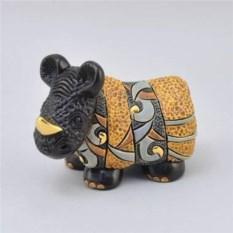 Керамическая статуэтка Носорог