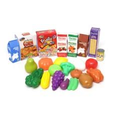 Игровой набор Корзинка с продуктами