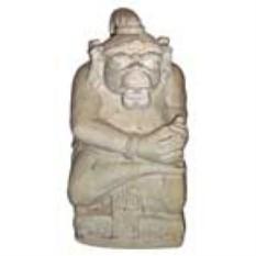 Ландшафтная скульптура Хранитель Баронг (32x72x31 см)