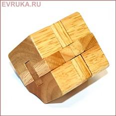 Головоломка деревянная К38