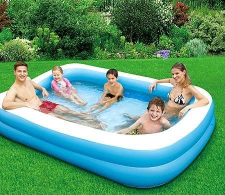 Надувной семейный бассейн Summer Escapes