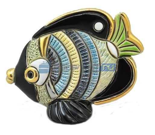 Статуэтка Рыба-бабочка мальдивская
