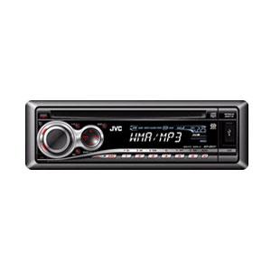 Pесивер JVC KD-G631 CD/MP3