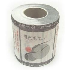 Туалетная бумага Русско-Японский разговорник часть 3
