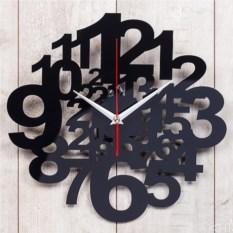 Настенные часы Посчитаем