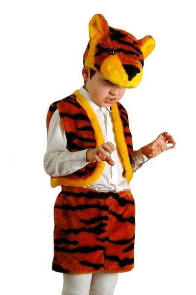 Карнавальный костюм Тигренок, 6-10 лет