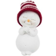 Фигурка Снеговик (10 см)