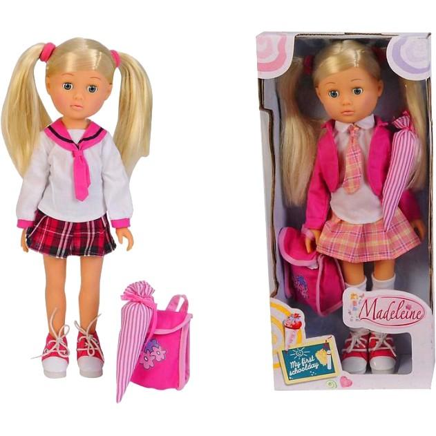 Кукла Simba Маделяйн-школьница