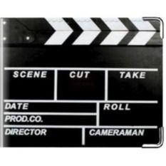Обложка на студенческий билет Кинохлопушка