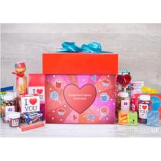 Подарочный именной набор «Сладкая жизнь»