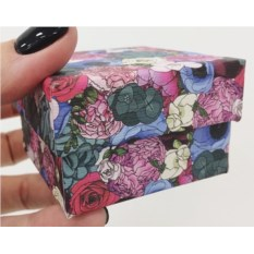 Подарочная коробочка Цветы