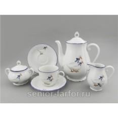 Кофейный сервиз Leander Верона на 6 персон (15 предметов)