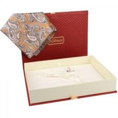 Подарочный набор (платок и серьги)