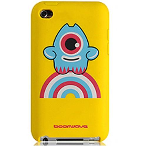 Чехол силиконовый iPod Touch 4G BoomWave