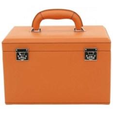 Оранжевая шкатулка для украшений Modulo