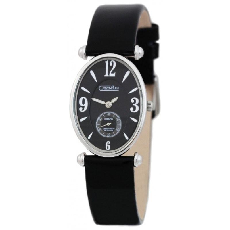 13ee9a8b Женские серебряные кварцевые часы