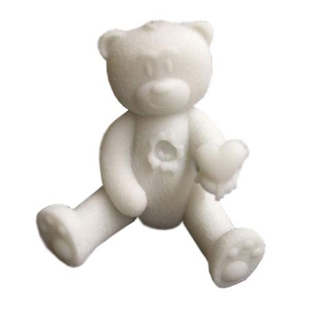 Нераскрашенный медведь Валентино (Valentino)