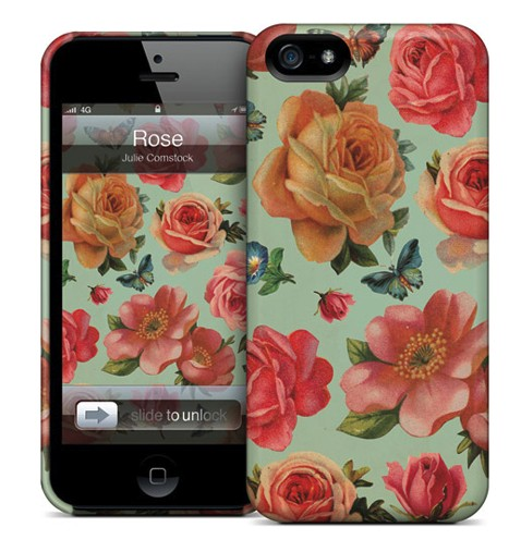 Чехол для iPhone 5 Gelaskins Rose