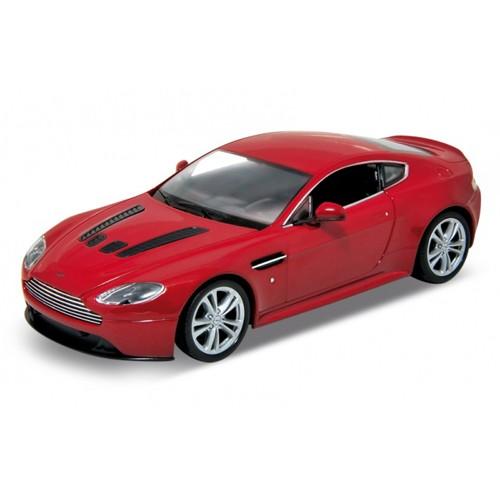 Модель машины 1:87 Aston Martin V12 Vantage от Welly