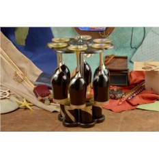 Мини-бар для шампанского и водки