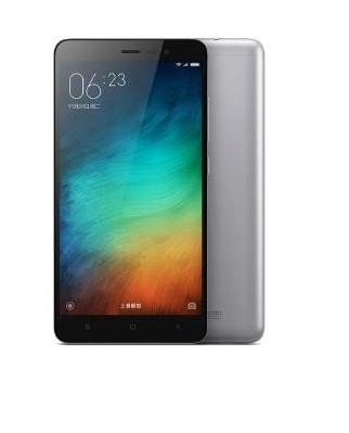 Смартфон Xiaomi Redmi Note 3 16Gb Black LTE