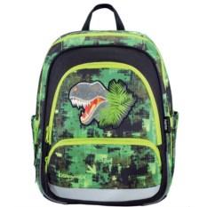 Зеленый школьный ранец Step by Step School BaggyMax Speedy