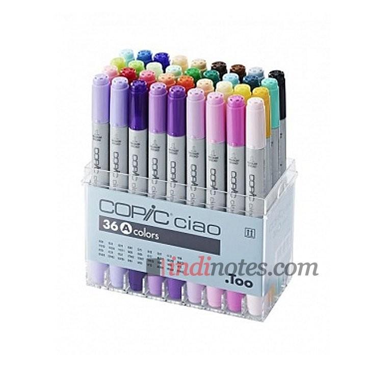 Набор маркеров Copic Ciao 36 цветов A