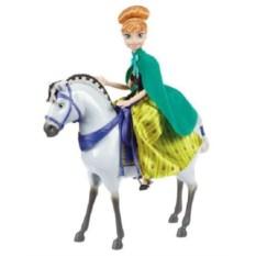Набор кукол Анна и Конь из мультфильма Холодное Сердце