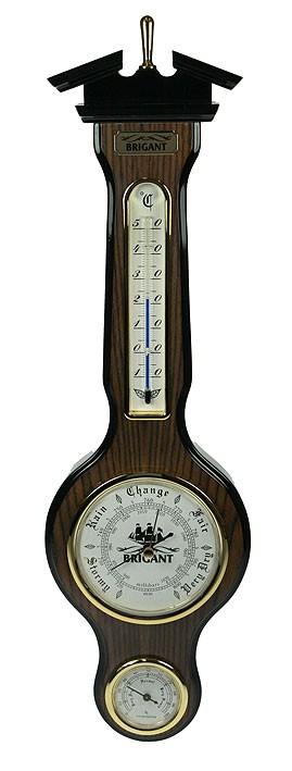 Метеостанция BRIGANT; барометр, термометр, гигрометр