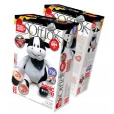 Набор для творчества Plush Heart Мягкая игрушка Корова»