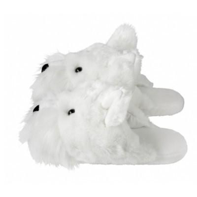 Тапочки-игрушки «Снежки»