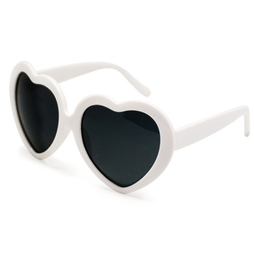 Очки Heart (белые)