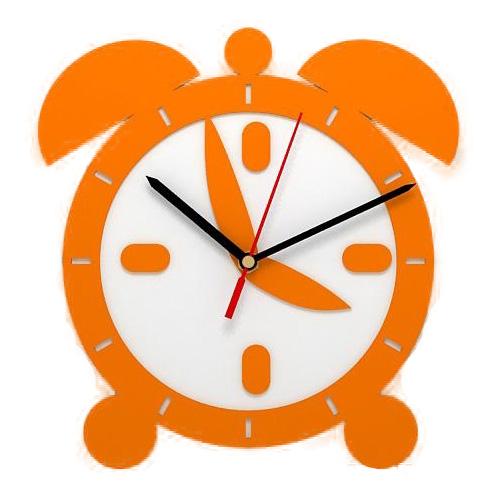 Часы в форме будильника