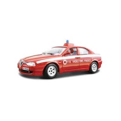 Машина Alfa Romeo 156 Vigili Del Fuoco 1/24