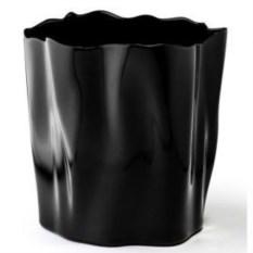 Черный универсальный контейнер