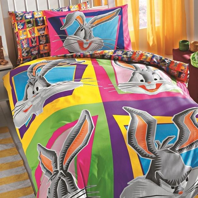Детское постельное белье Bugs Bunny
