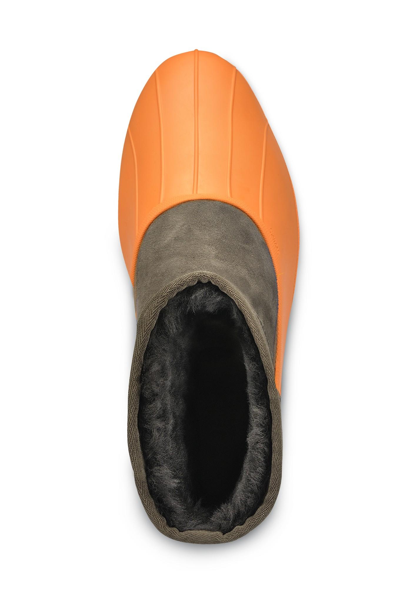 Галоши Swims City Duck, оранжевые