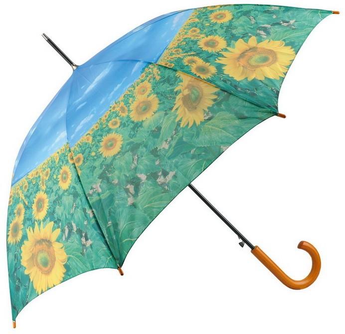 Зонт-трость Подсолнухи