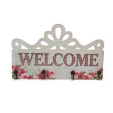 Ключница Добро пожаловать