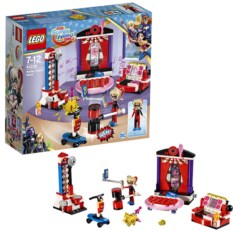 Конструктор Lego Super Hero Girls Дом Харли Квинн